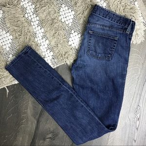 J Crew Downtown Skinny Whisker Jeans